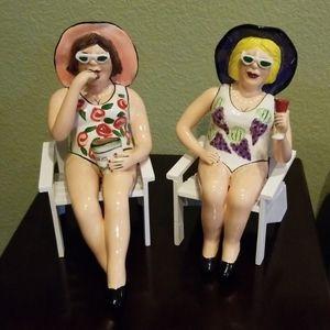 Funseekers Rosie and Jeanie